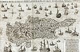 Tarihte Bugün (2 Temmuz): Osmanlı Donanması Kıbrıs'a Çıkartma Yaptı