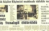 Ermeni ASALA militanları tarafından öldürülen Viyana Büyükelçisi Daniş Tunalıgil