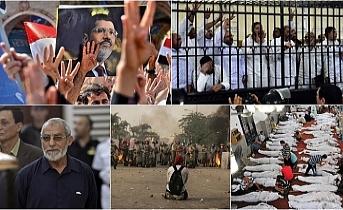 Rabia Katliamı'nın 5. yılında Mısır: Zulüm mahkemelerde