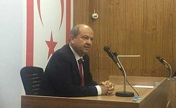 KKTC'nin yeni Başbakanı Ersin Tatar oldu
