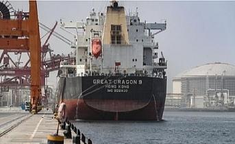 İran Devrim Muhafızları Körfez'de yabancı bir petrol tankerine el koydu