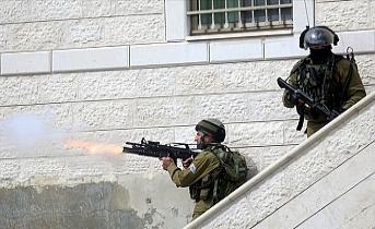 İsrail'in vurduğu Filistinli şehit oldu