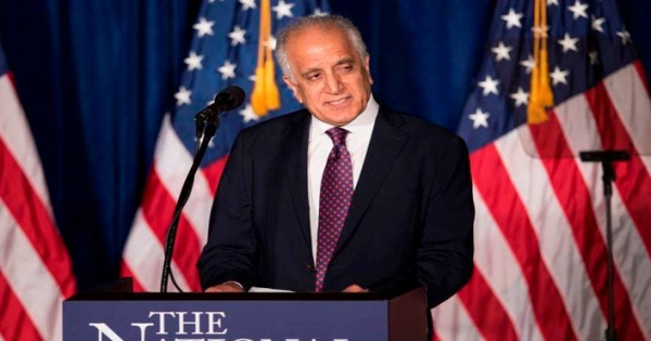 ABDnin Afganistan Özel Temsilciliğine Zalmay Halilzad atandı 51