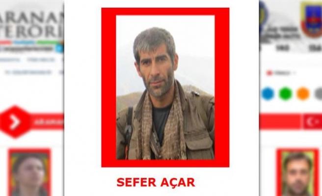 15 şehidin katili olan kırmızı listedeki terörist öldürüldü
