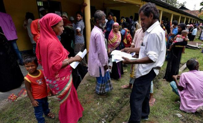 4 Milyon Assam Eyaleti sakini vatandaşlıktan çıkarılıyor