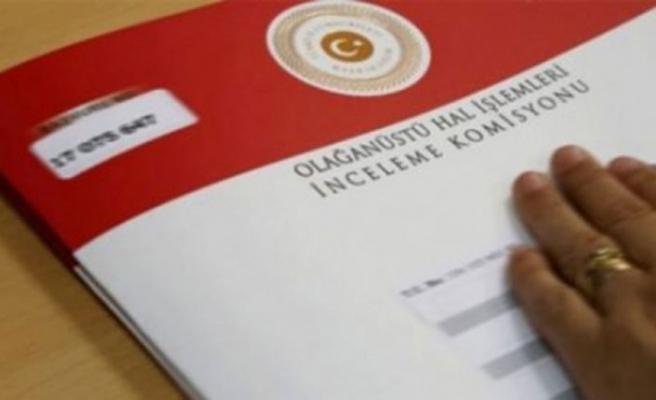 701 Sayılı KHK ile kamudan ihraç edilenlerin TAM LİSTESİ