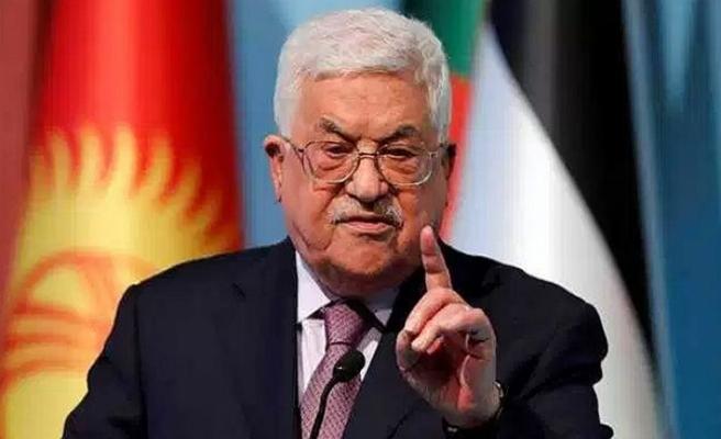 Abbas'tan şehit ve tutuklu ailelerine maaş güvencesi