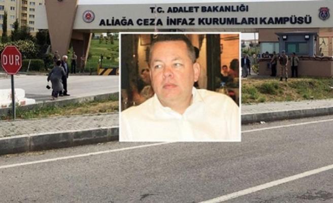 ABD heyeti Rahip Brunson için Ankara'da