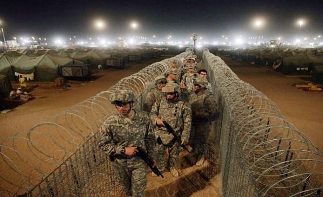ABD Suriye'nin kuzeyinde dev cezaevi kurdu