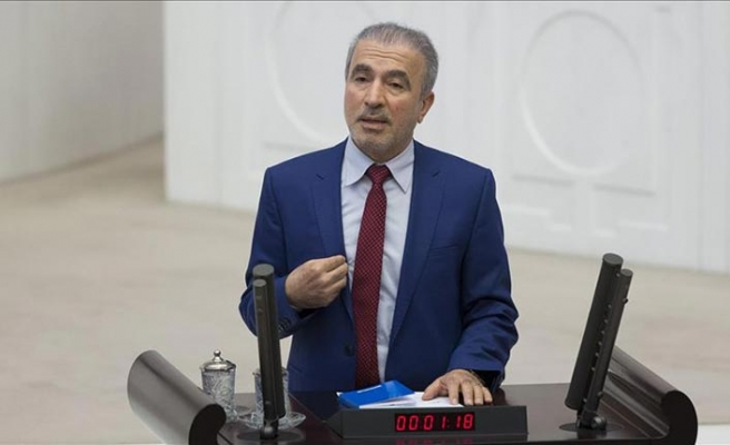 AK Parti'de yeni grup başkanı ve meclis başkan vekili belli oldu