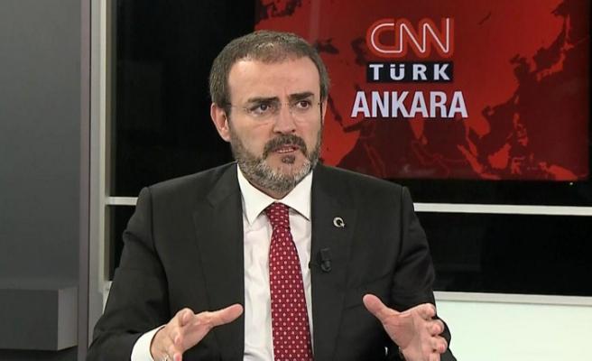 AK Parti'den CHP ve ABD hakkında önemli açıklamalar