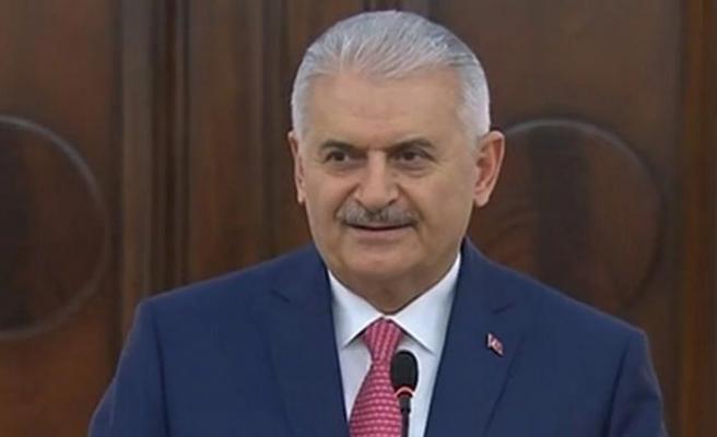 AK Parti'nin Meclis Başkan adayı Yıldırım