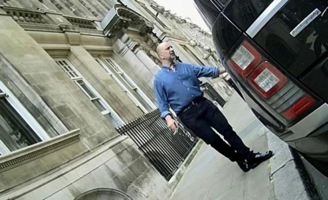 Akın İpek Londra'da yakalandı