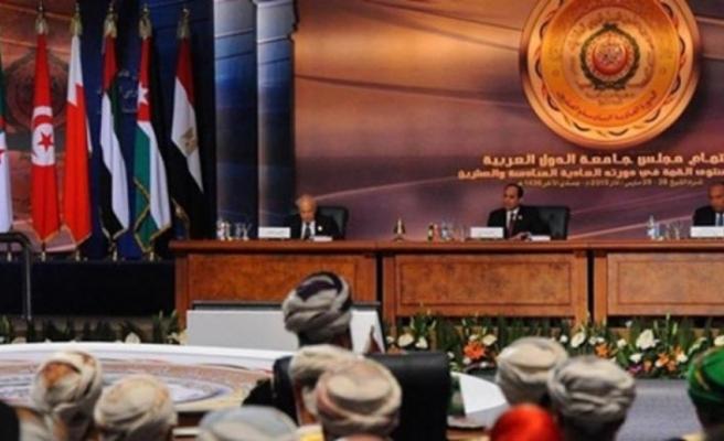"""Arap Parlamentosundan """"Yahudi ulus devlet"""" yasasını reddetme çağrısı"""
