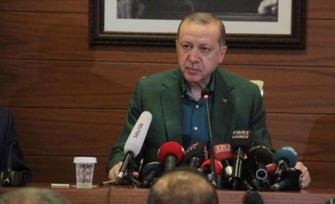 Başkan Erdoğan Afrika yolunda