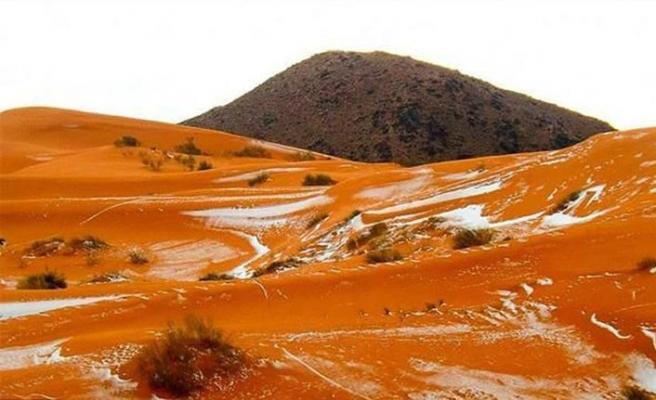Batı Sahra Çölü'nde ikinci kez petrol bulundu