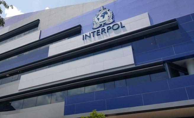 Bin 229 Özbek Interpol tarafından aranıyor