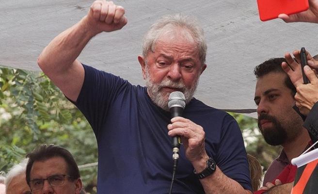 Brezilya'da Lula'nın tutukluluk hali devam edecek
