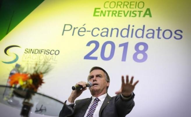 Brezilya'nın Trump'ı başkanlığa aday