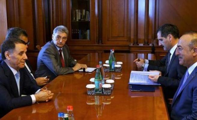 Çavuşoğlu'nun Azerbaycan ziyaretinde NATO vurgusu