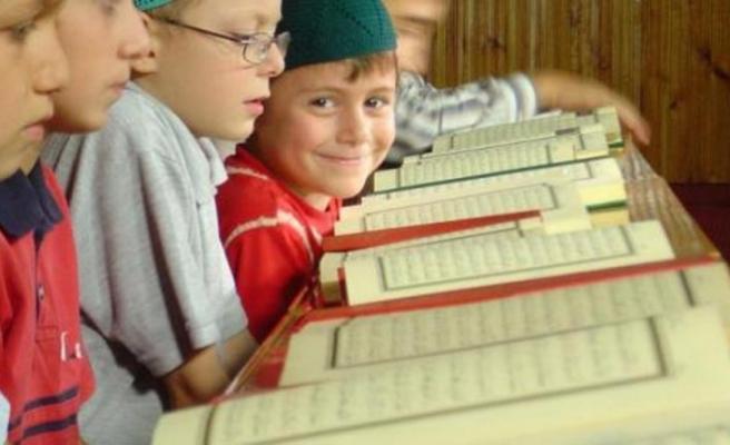 Doğu Guta'nın çocuk hafızları mezuniyet belgelerini aldı