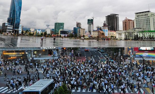Dünyanın en kalabalık ve en tenha ülkesi komşu çıktı