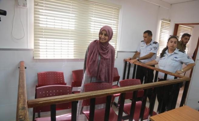 Ebru Özkan serbest bırakıldı