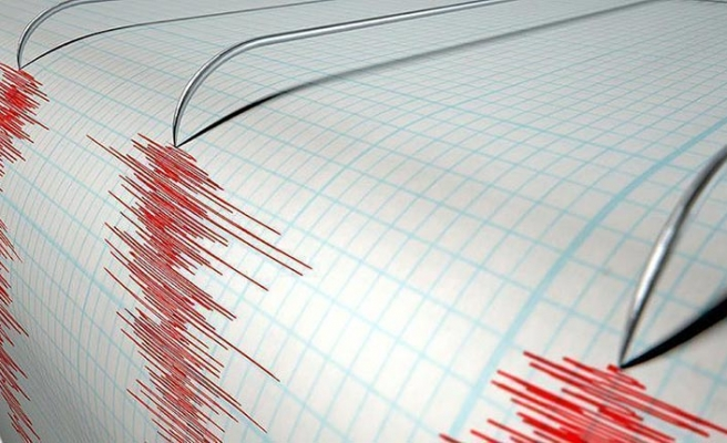 Endonezya'da orta şiddette deprem