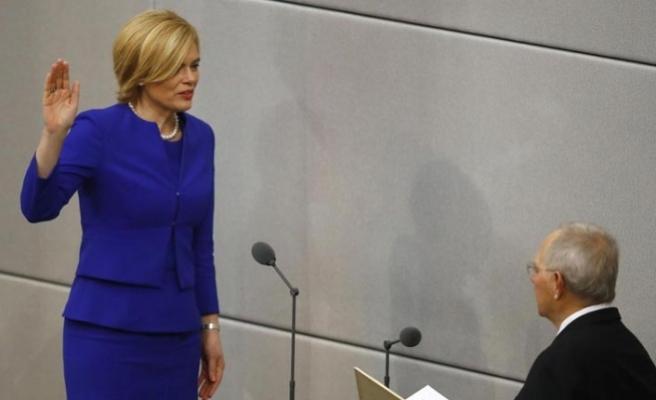 Erdoğan'a hakaret eden Alman Bakan geri adım attı