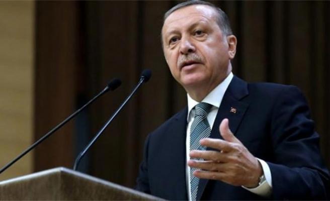 Erdoğan rahip Brunson gerilimi için ilk kez konuştu