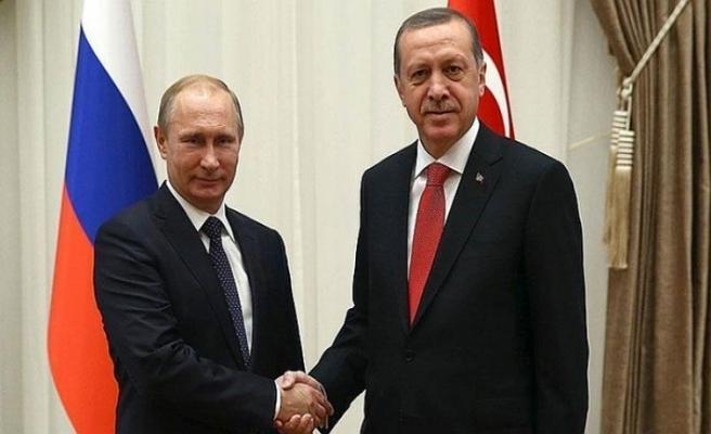 Erdoğan ve Putin BRICS zirvesinde buluşacak
