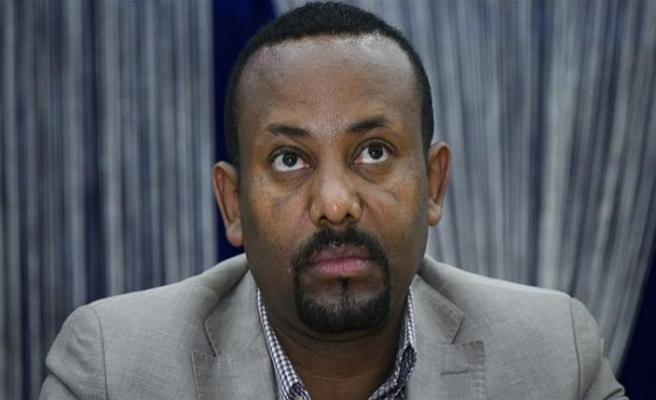 Etiyopya Başbakanı ABD'de muhalif liderlerle görüştü