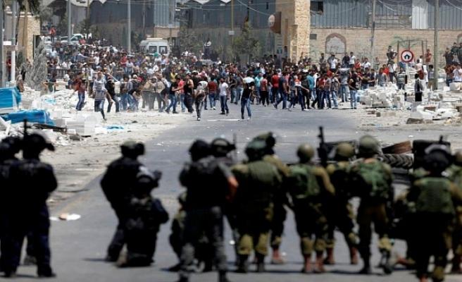 """Filistinliler """"Yüzyılın Anlaşmasını"""" protesto etti"""