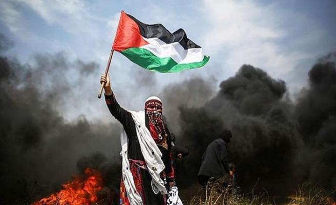"""Gazze'deki """"Büyük Dönüş Yürüyüşü"""" bilançosu: 152 şehit"""