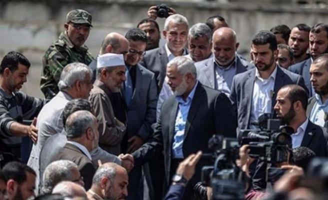 Hamas Mısır'ın davetini kabul etti