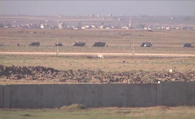 Harekete geçen Rus birlikleri Ürdün sınırında