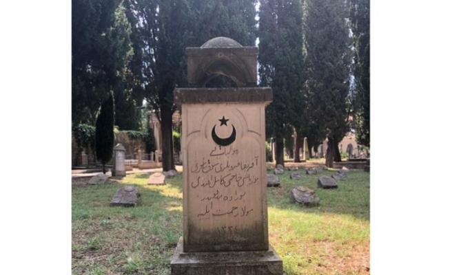 Hırvatistan'da bir Osmanlı Yüzbaşısı'nın mezarı
