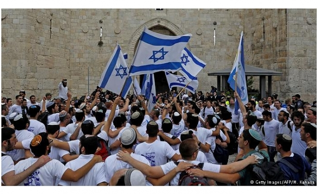 """İMH: Yahudi Ulus Devleti Yasası """"Büyük İsrail"""" projesi adımıdır"""