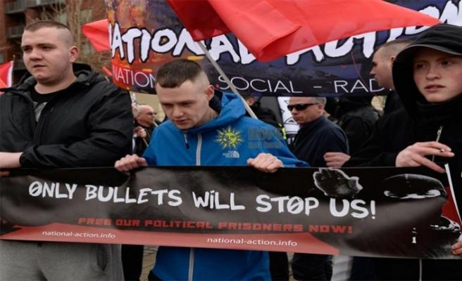 İngiltere'de Ulusal Eylem örgüt üyelerine hapis cezası