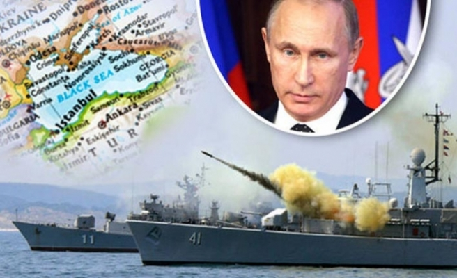 İngiltere ve Rusya Karadeniz'de kapıştı