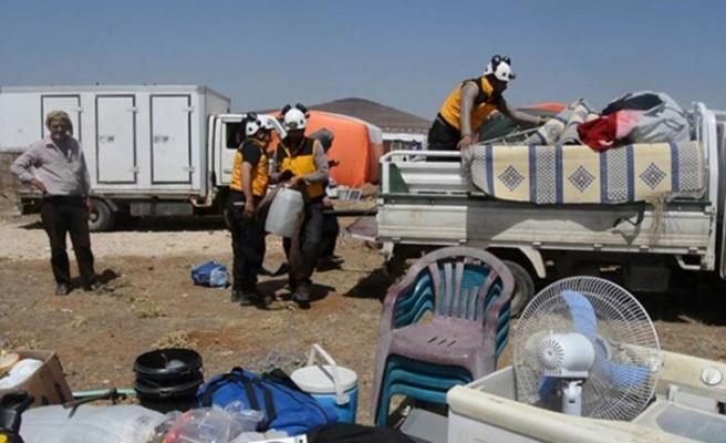 İsrail'den Suriye'de sıra dışı tahliye