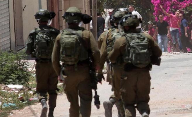 İsrail'den Temimi'nin resmini çizen aktivistlere gözaltı