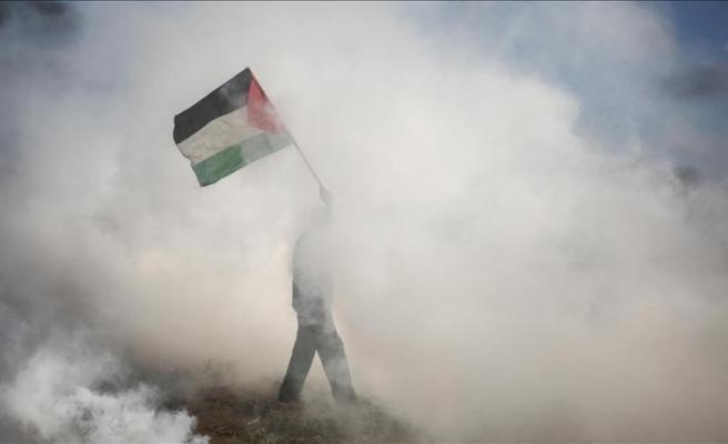 İsrail yönetiminden Gazze'ye saldırı, 2 Filistinli şehit
