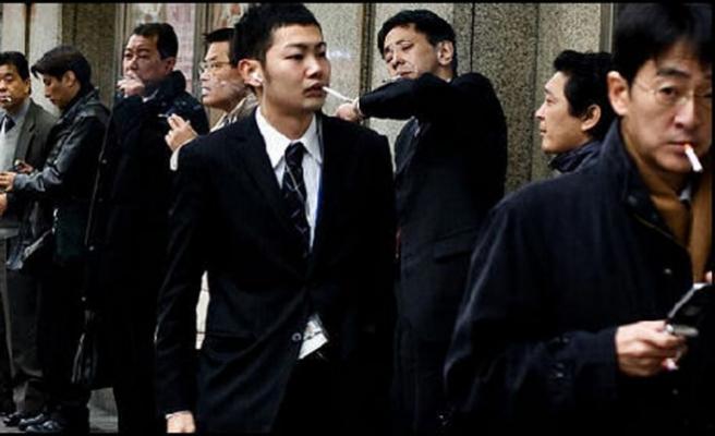 Japonya'da sigara yasaklandı