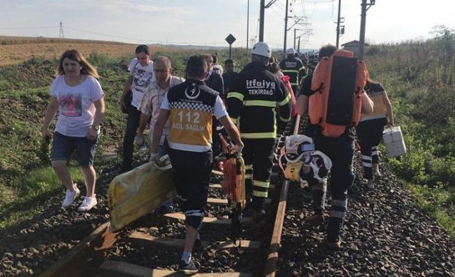 Çorlu'da tren kazası: 10 ölü, 73 yaralı