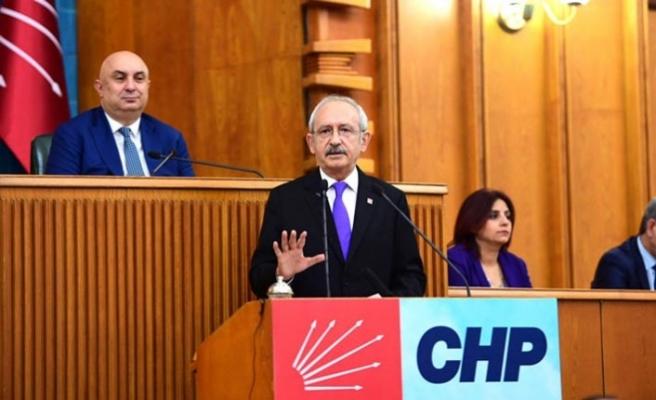 Kılıçdaroğlu'ndan reste rest