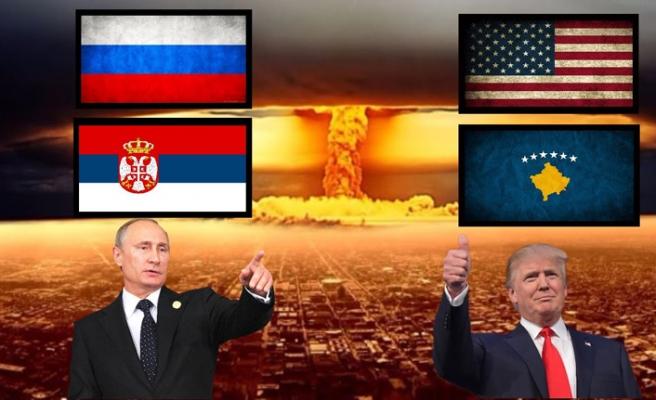 """""""Kosova'nın bölünmesi için ABD-Rusya anlaştı"""" iddiası"""