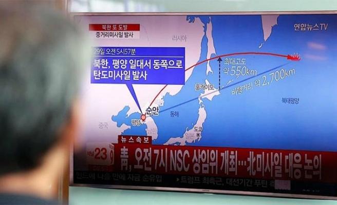 Kuzey Kore'den Japonya'ya füze kalkanı eleştirisi