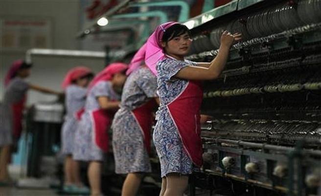 Kuzey Kore'de halka kemer sıkma çağrısı