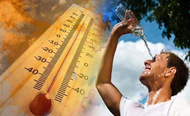 Meteoroloji'den uyarı: Sıcaklıklar artıyor